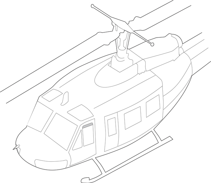 Bell 205 Technical Manual