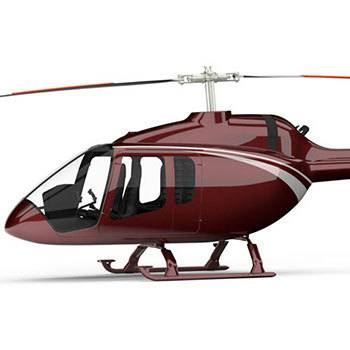 Bell 505 Jet Ranger X, Parts & Accessories