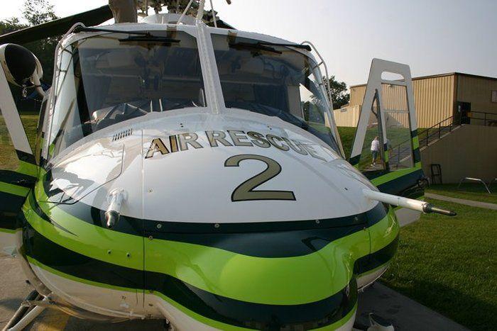 Bell 212, 412, 412EP, Radome Kit