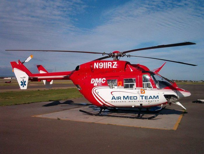 Eurocopter BK-117, WSPS™