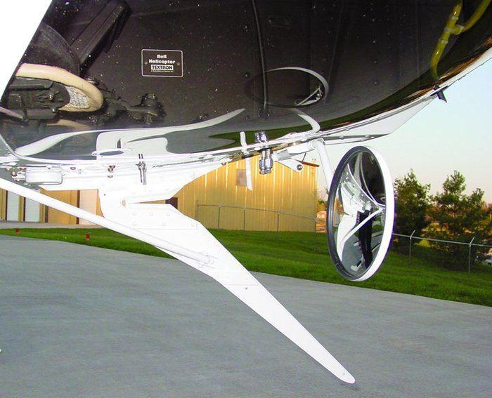 Bell 407, Cargo Mirror Kit