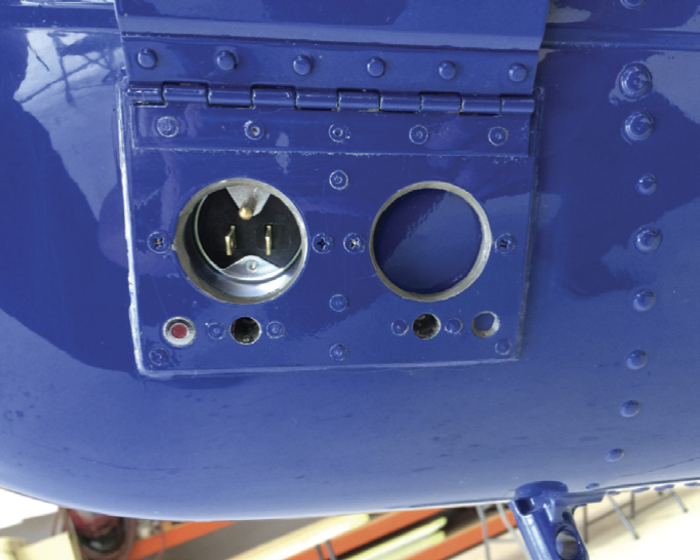 Bell 412, Preheat Systems