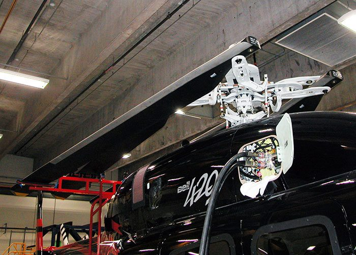 Bell 429 Aft Blade Fold Kit