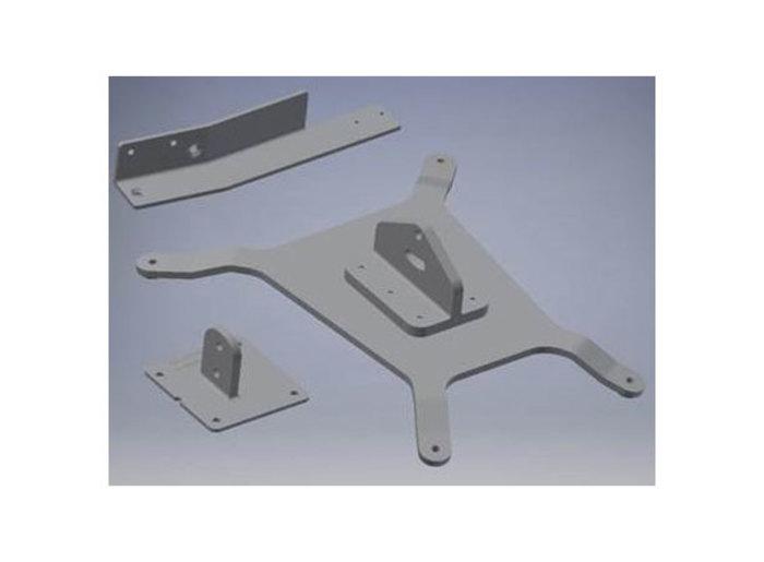 505 Portable Track & Balance Adapter Kit