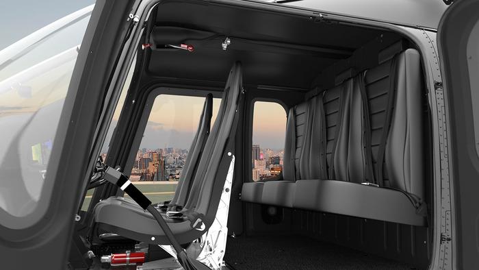 Bell 505 Headliner