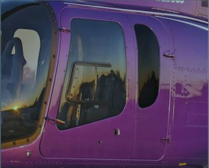 Bell 505, Solar Advantage Windows