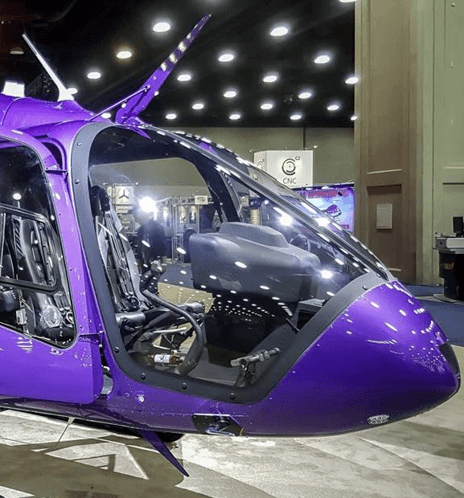 Bell 505, Wire Strike Protection System (WSPS)