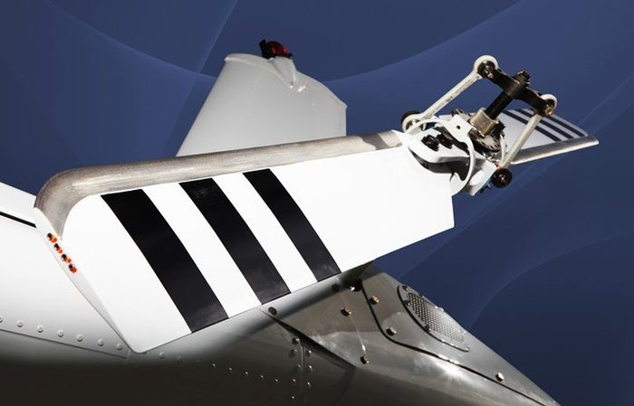 Bell TH-67, Composite Tail Rotor Blades