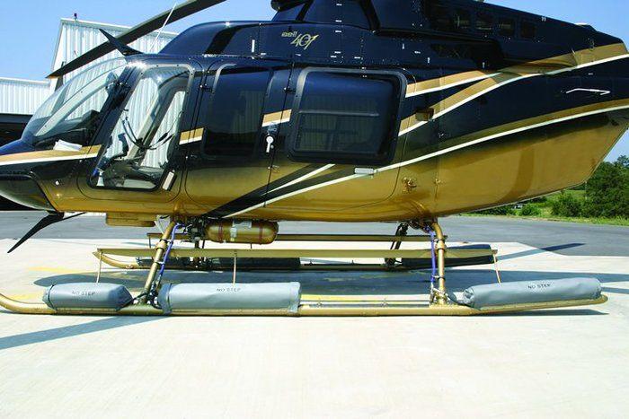 Bell 407, Floatstep™