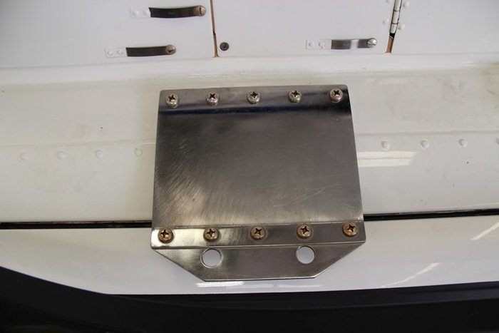 Bell 206 Series, OH-58, Rappelling Fixture Kit