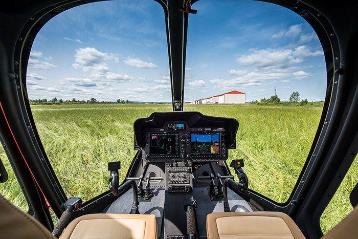 Bell 505, Dual Pilot Controls