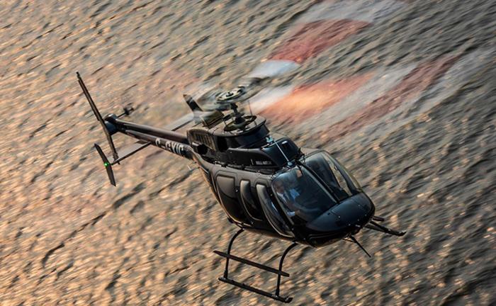 Bell 407GXi QuantiFLY™