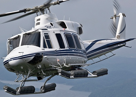 Composites, Bell 205, 212, 412, UH-1