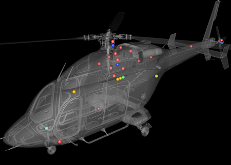 Bell 429, HUMS Kit