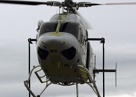 Bell 429, Fast Rope Kit