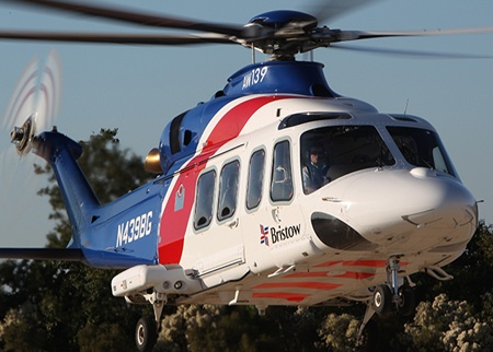 Composites, Agusta AW-139