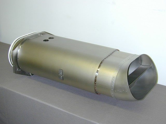 Bell 212, 412, UH-1N Ejector/Deflector Assembly
