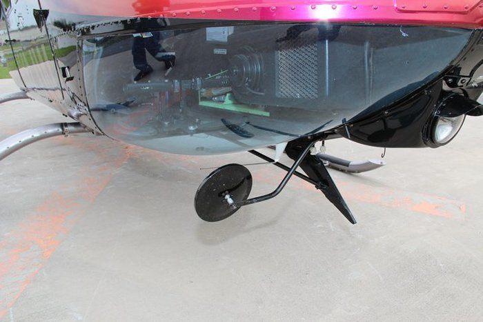 Bell OH-58, Cargo Mirror Kit