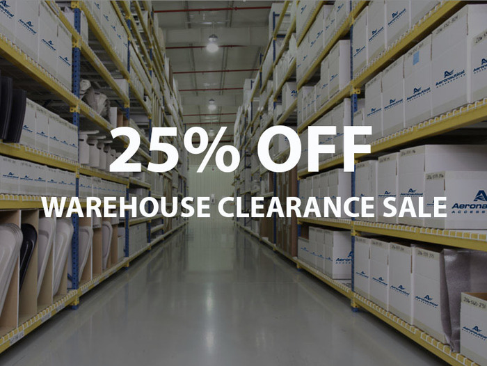 2019 Warehouse Clearance Sale