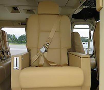 Bell 412, VIP Seat Kit