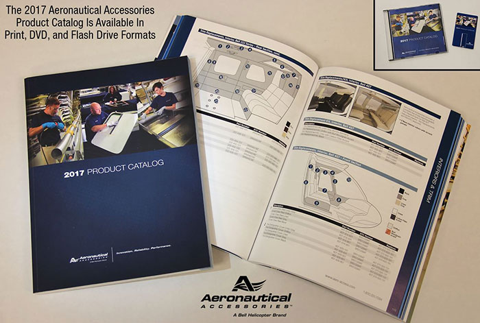 2017 Aeronautical Accessories Print Catalog