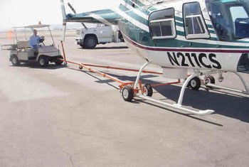 Bell 206 Series, OH-58, Towbars