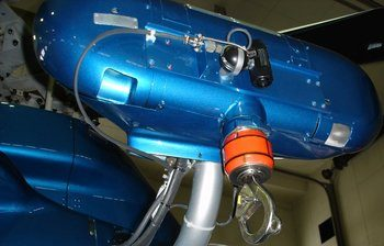 Bell 205, 212, 412 Goodrich, External Rescue Hoist Kit/Provisions