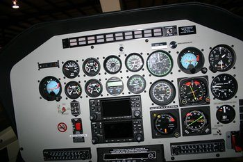 Bell 206L Series Expanded Instrument Panel
