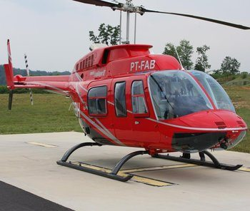 Bell 206L Series, Low Skid Gear/Components, Replacement