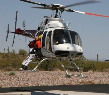 Bell 407, Force Trim System