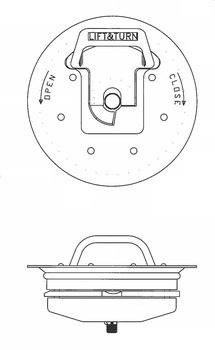 Bell TH-67, Standard Fuel Cap
