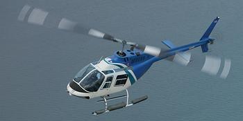 Bell 206B, VHA Composite Main Rotor Blade