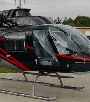 206B S/N 1751 Thru 3566, High Visibility Crew Door Kit w/ Snap Vents