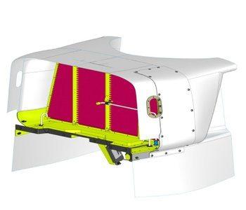 Bell 206L-1,L-3, L-4, Inlet Barrier Filtration Kits