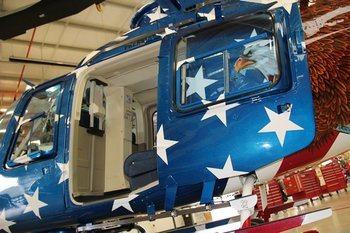 Bell 206A, B, Passenger Sliding Door Kit