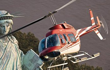 Bell 206L-4, Lightweight Pop-Out Emergency Float Kit