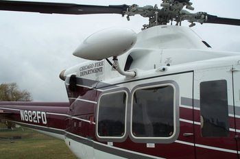Bell 205, 212, 412 Breeze Eastern, External Rescue Hoist Kit/Provisions
