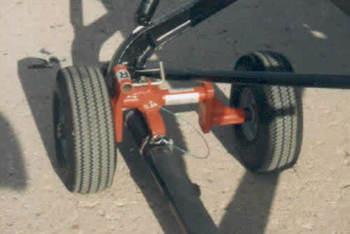 Schweizer 269, 300, Ground Handling Wheels