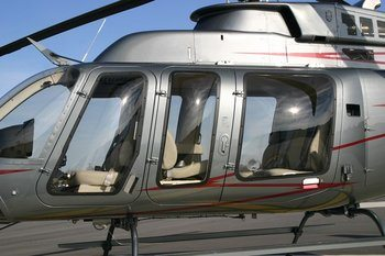 Bell 407, High Visibility Door Kits