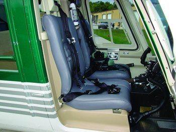 206L Series Standard Configuration Shoulder Harness
