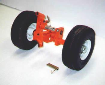 Robinson R-22, R44, Ground Handling Wheels