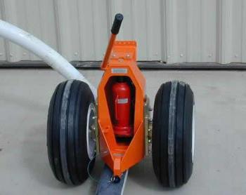 Hiller FH-1100, UH-12, Ground Handling Wheels