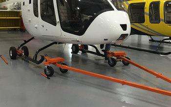 Bell 505, Towbars