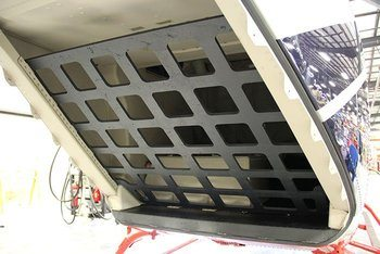 Bell 429 Baggage Area Extender (Baggage Pallet Kit)