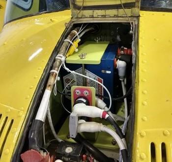 Bell 206L-1, L-3, L-4 True Blue Battery