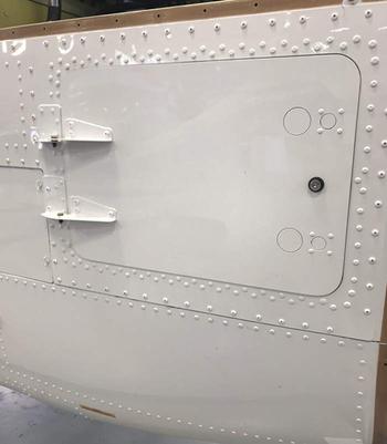 Bell 505 Baggage Door (L/H Side)