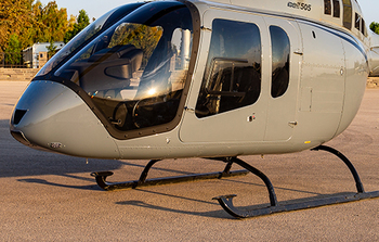 Bell 505, Skid Gear/Components