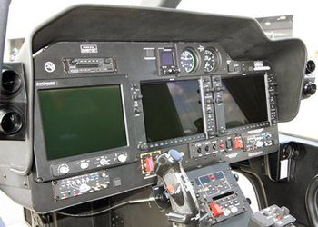 Bell 407GX, Expanded Instrument Panel