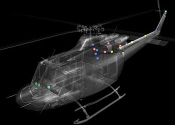 Bell 412EPI, BHVM/HUMS