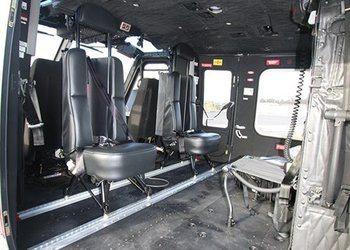 Scuba Seat Set, Bell 412, 412EP